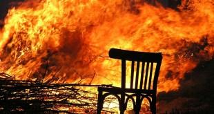 أسباب نشوب الحرائق