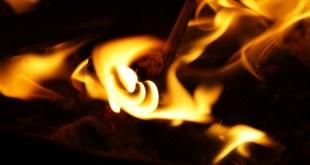 مخاطر الحرائق