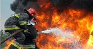 عملية التبريد في مكافحة الحرائق