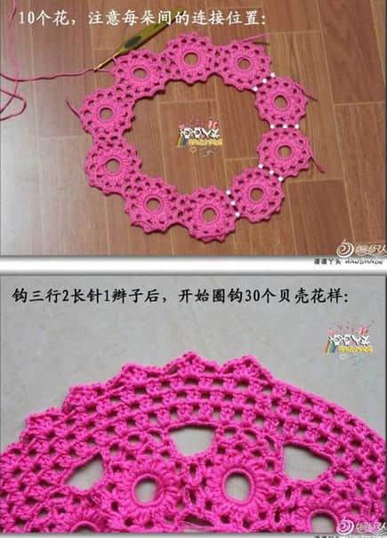 Patron Para Hacer Un Vestido A Crochet Para Nia