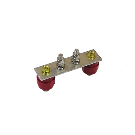 Главная заземляющая шина ГЗШ.02-430.120.2М8-МЛ-450
