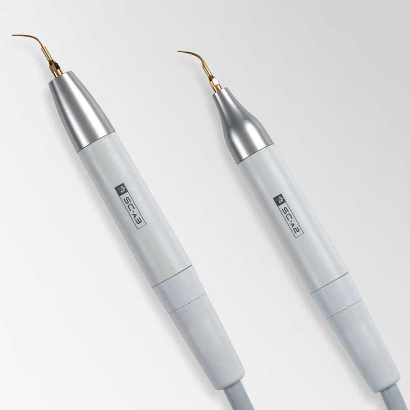 جهاز ازالة الجير من الاسنان
