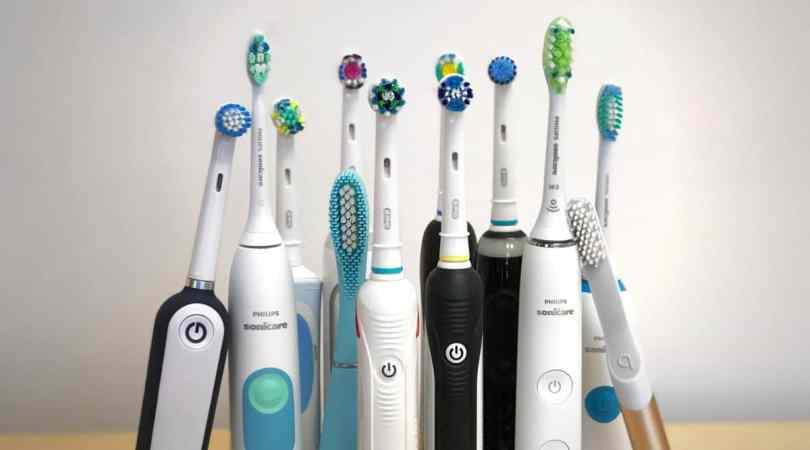 فرشاة تقويم الاسنان علم الاسنان