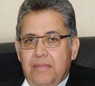 وزير التعليم العالي المصري د. أشرف الشيحي