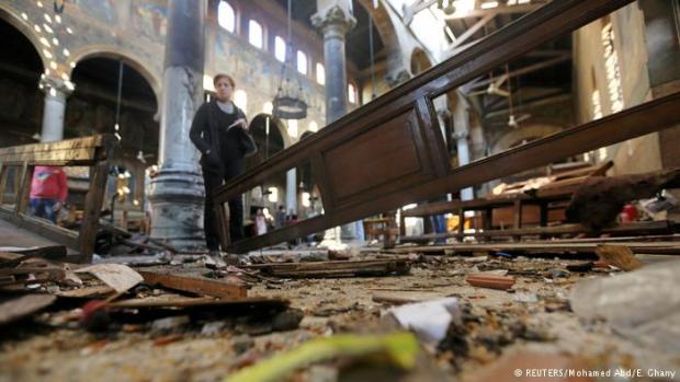 L'ancien grand cheikh de l'Azhar appelle à la démolition des églises