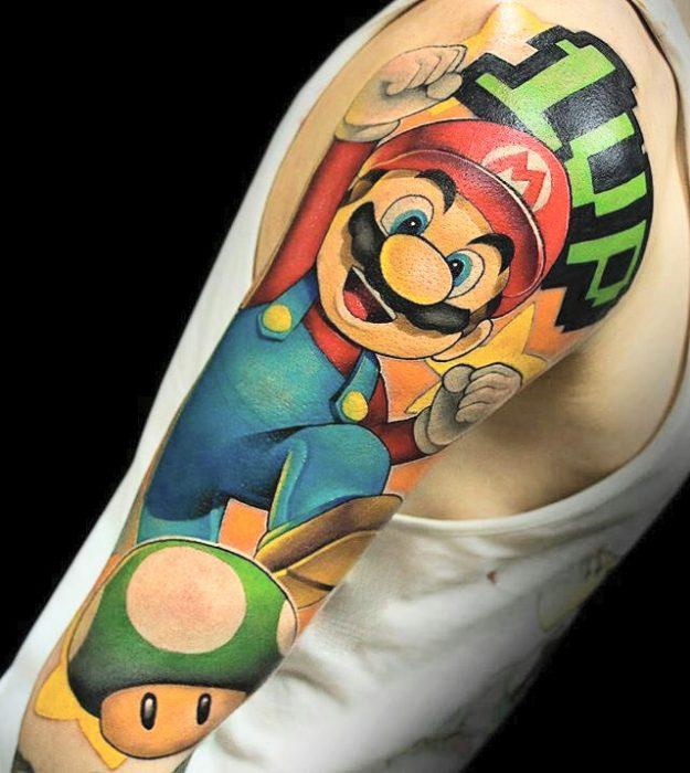 tattoo infancia