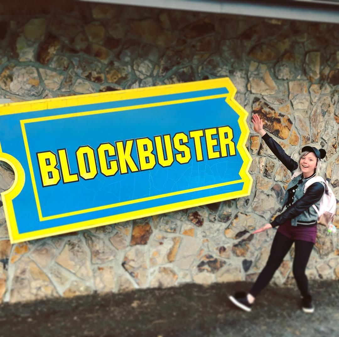 Todavía queda un Blockbuster en Estados Unidos y te lo mostramos acá