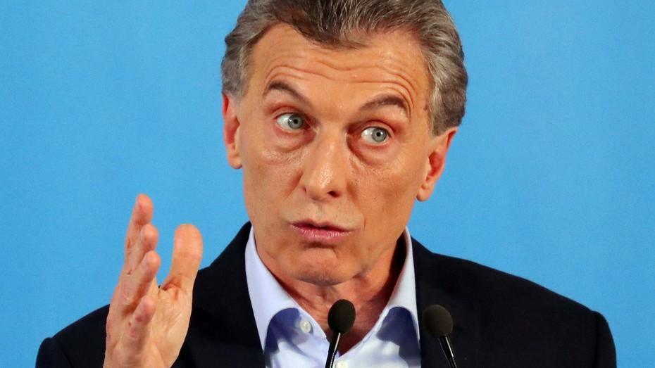 17 frases de Macri que sirven para cortar una relación 😂