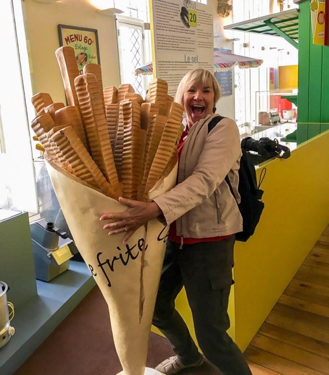 Resultado de imagen para belgium french fries museum