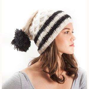 Zara Alpaca Beanie Hat