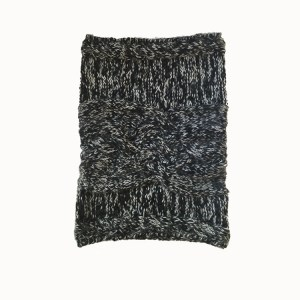 Cable Neck Warmer Alpaca Wool