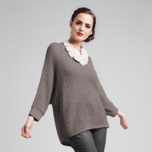 Gaby Pullover sweater Alpaca wool