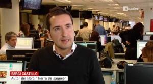 El PSOE de Burjassot cerrará curso político con 'Tierra de Saqueo'