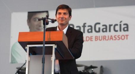 Rafa García, candidato del PSPV a la alcaldía de Burjassot