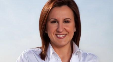 <p>María Jose Catalá, candidata popular al Ayuntamiento de Valencia</p>  <p><span style='color: #424949;line-heigth: 16px;font-size: 16px;'>Se empadronó en Valencia a finales de año</span></p>