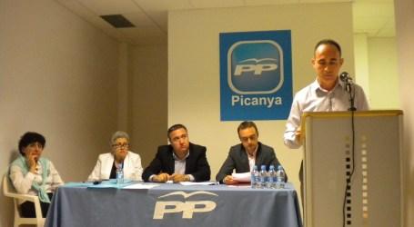 El PP de Picanya afilia a 52 personas más