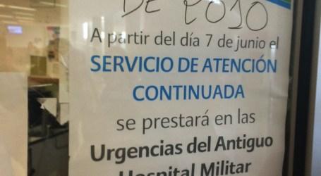 El PSOE de Mislata exige al PP que «cese en sus mentiras al defender la gestión política del Hospital Militar»