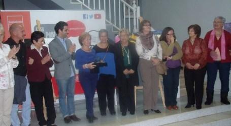 La sede del PSPV de Paterna exhibe 'Ensueños'