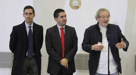 El alcalde de Mislata acompaña a Miquel Navarro en Alcoi