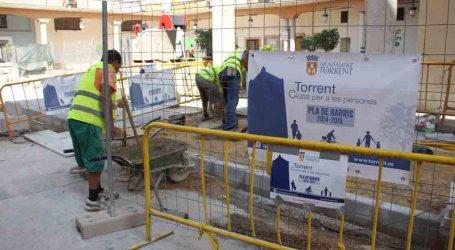 4.755 desempleados de Torrent han encontrado trabajo en lo que va de año