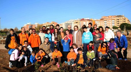 Alaquàs celebra el proper dissabte la campanya 'Enamora't d'un arbre'