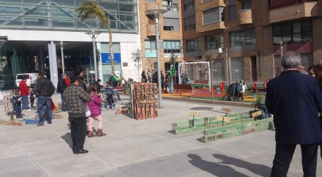 Torrent remodela la Plaza Unió Musical para que sea práctica
