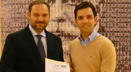 """Sagredo: """"Estamos satisfechos con la sensibilidad del Ministro Ábalos con Paterna y Fuente del Jarro"""""""