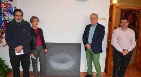 Moncada entrega los premios de la XXXV Edición de la Bienal de Pintura