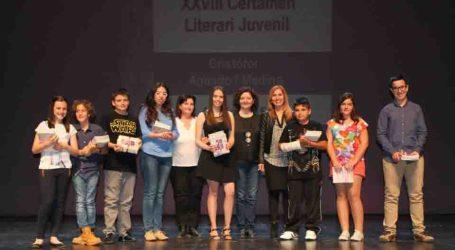 Aldaia entrega los premios Cristófor Aguado