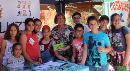 Alumnos de Catarroja participan en la Feria de Emprendedores Sostenibles celebrada en Torrent