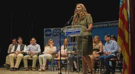 Sonia Casaus lidera la lista del PP de Burjassot que conjuga experiencia y juventud
