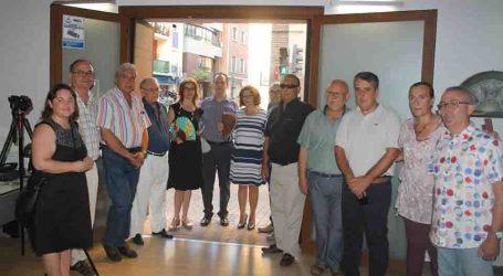 Aldaia inaugura la exposición 'El Palmiter, Artista i Faener'