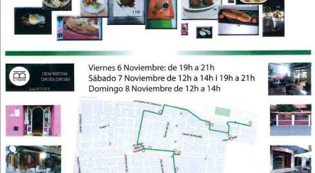 Sedaví organitza la primera edició de la Ruta de la Tapa