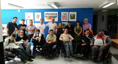 Compromís per Paterna visita el centro de AFENMVA en La Coma