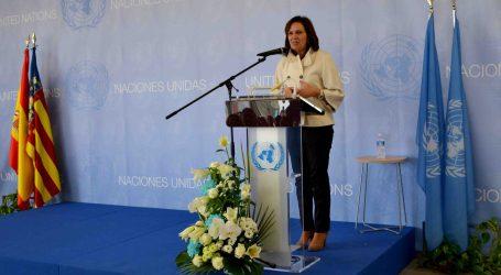 La alcaldesa de Quart de Poblet participa en los actos del Día de Naciones Unidas