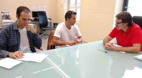 Compromís per Mislata se reúne con el concejal de Valencia Giuseppe Grezzi para tratar temas de transporte