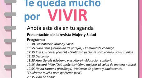 La I Jornada Profesional sobre Mujer y Salud tendrá lugar el jueves en La Rambleta de Valencia