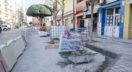 Mislata destina 600.000€ a mejorar el entorno de la calle Padre Llansol y el barrio de San Francisco