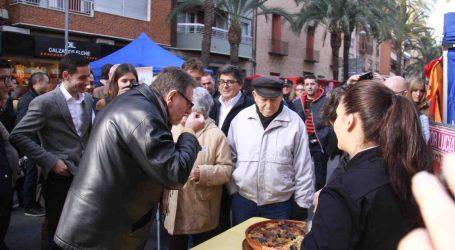 Torrent celebra Sant Blai