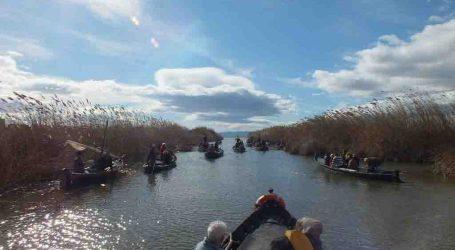 Agricultura recuerda que se debe hacer recircular el agua de los 'tancats' de L'Albufera