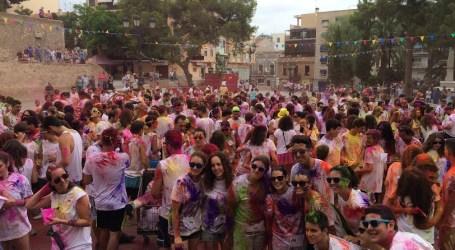 Burjassot se prepara para la II Color Fest