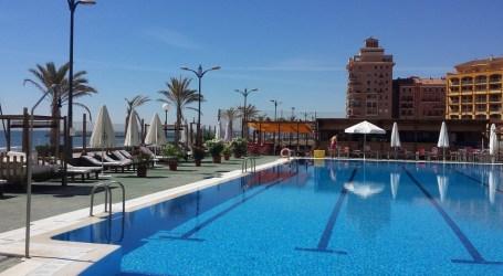 Las piscinas de l'Horta ya están abiertas