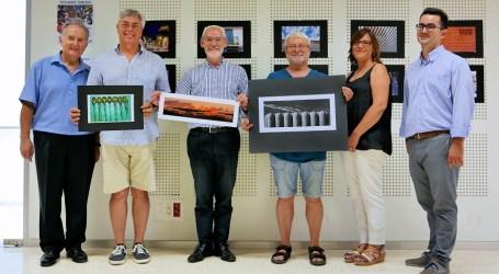 """Inaugurada l'exposició """"Fotos curioses de la Patacona"""" al Centre Portalet"""
