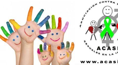 Paiporta acoge actividades de la Asociación Contra los Abusos Sexuales en la Infancia
