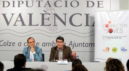 La Diputación ofrece 40 eurobecas