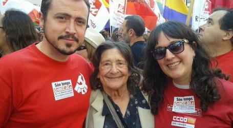 EU de Paterna propone dar el nombre de una calle a la profesora Isabel LLácer