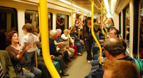 Metrovalencia aumenta usuarios en casi 2 millones