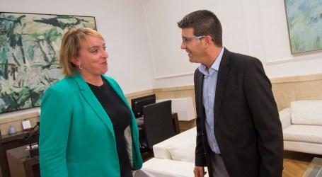 Benetússer solicita la ayuda de la Diputación para ampliar su polideportivo