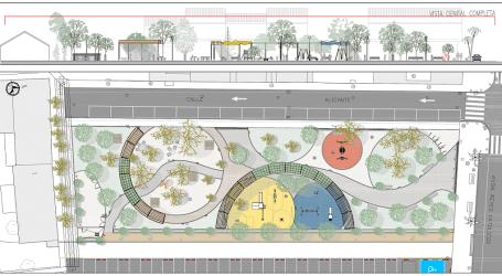 Alfafar urbanizará 1.900 m2 en la zona ajardinada 'La Fila'