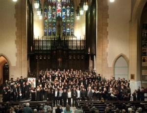 Get Music! Mass Choir with Elmer Iseler Singers, May 2018
